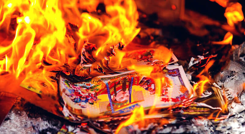 What to Know about Joss Paper Burning in Vietnam | i Tour Vietnam Blogs