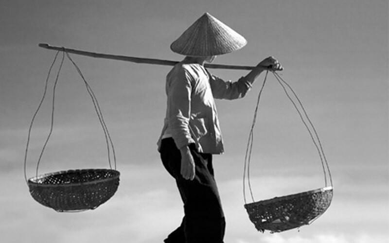 Vietnamese clothing ao ba ba