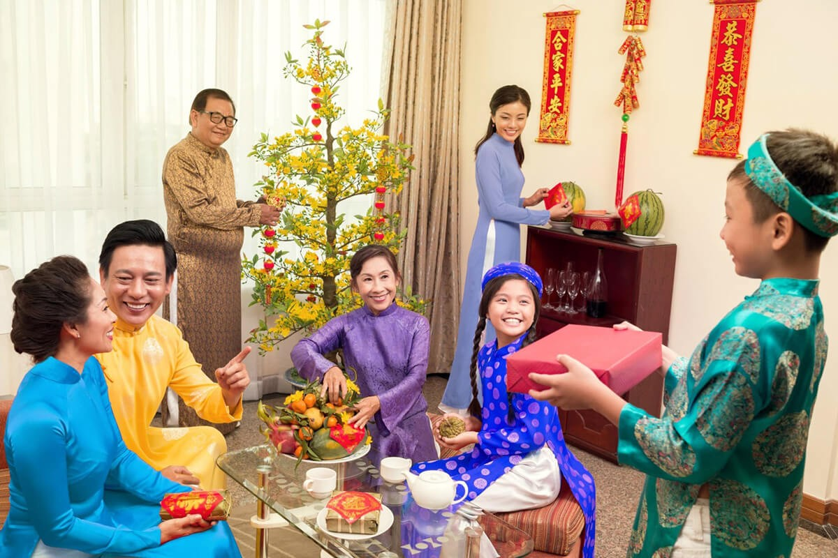 Vietnamese-culture-family-value