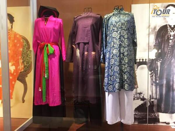 vietnamese-ao-dai-Southern-Women-Museum