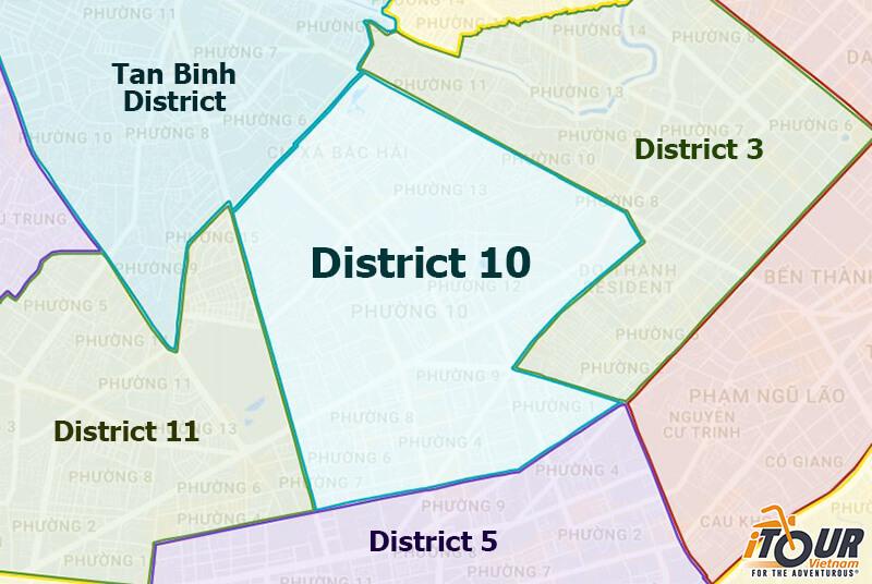 District 10 in Ho Chi Minh City | i Tour Vietnam Blogs