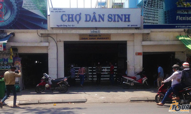Dan-Sinh-Market