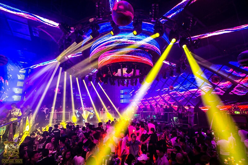 Popular Night Clubs in Ho Chi Minh City | i Tour Vietnam Blogs
