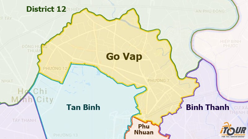 Mien Tay Vietnam Map.Go Vap District In Ho Chi Minh City I Tour Vietnam Blogs