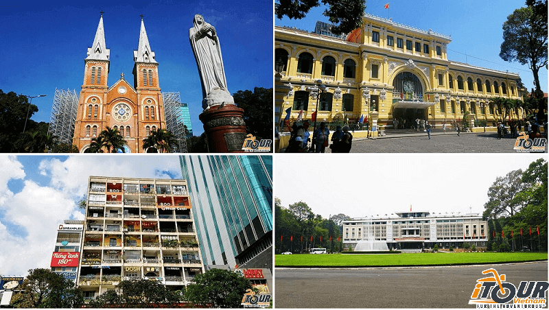 Architectural Attractions Of Ho Chi Minh City A Walking Guide I