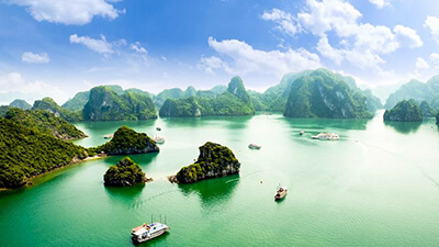 expat tours in vietnam halong bay