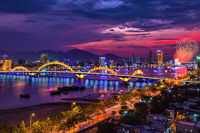 one month vietnam itinerary da nang