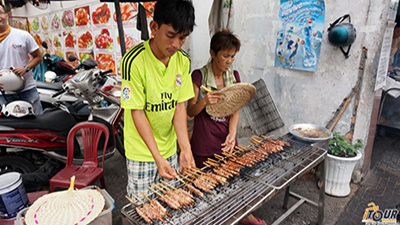 vietnamese grilled dishes thit nuong
