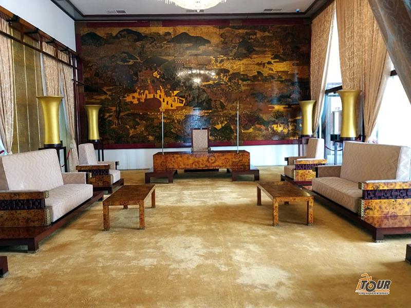 independence palace ambassador s chamber