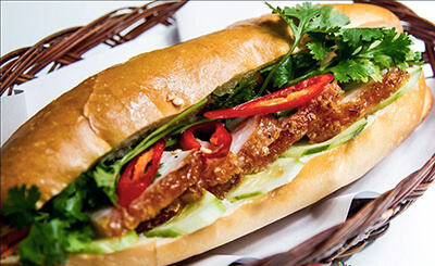 Vietnamese Foods: A Guide to the Banh Mi