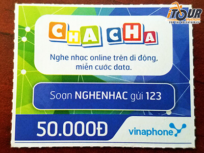 top up card vinaphone 2