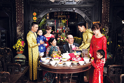 vietnamese tet how is tet celebrated