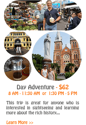 Day Adventure - 3.5 Hours - $62